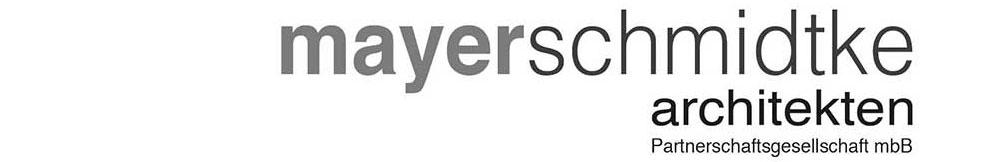 Logo Mayer Schmidtke Architekten
